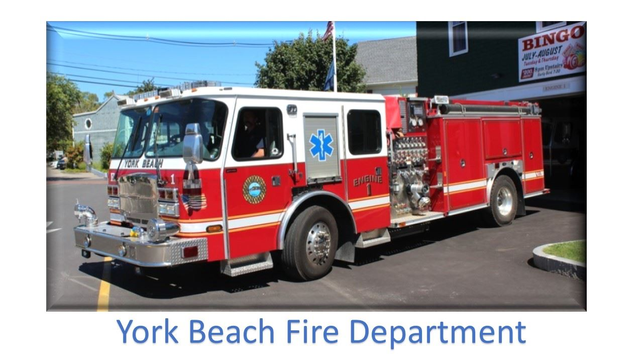 York Beach Fire Department