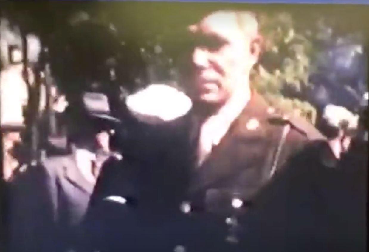 Memorial Parade 1942